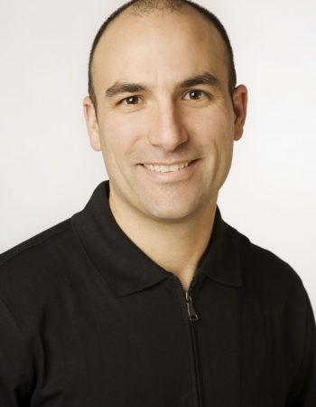 A photo of Dr Dan Vitale who is a leader among chiropractors in Guelph.