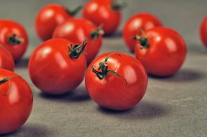 Tomatoes are a healthy food to eat