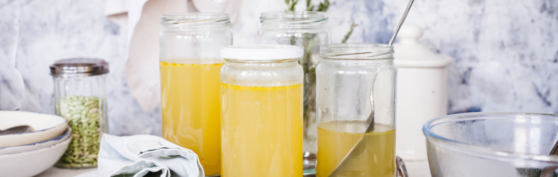How to Make Bone Broth in Five Minutes