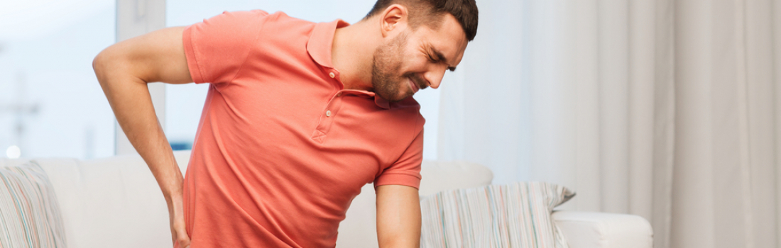 3 Steps to Avoid Back Pain